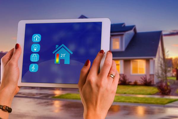 smarthome, смартхоум системи от intelligent home