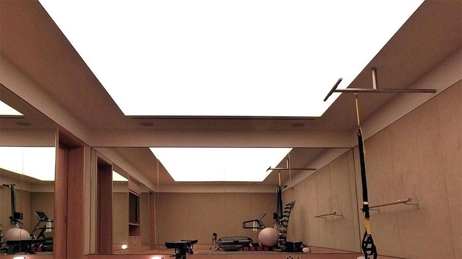 Опънати тавани Clipso - лесни за монтаж и поддръжка